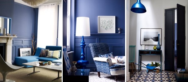 Colour combination for living room walls